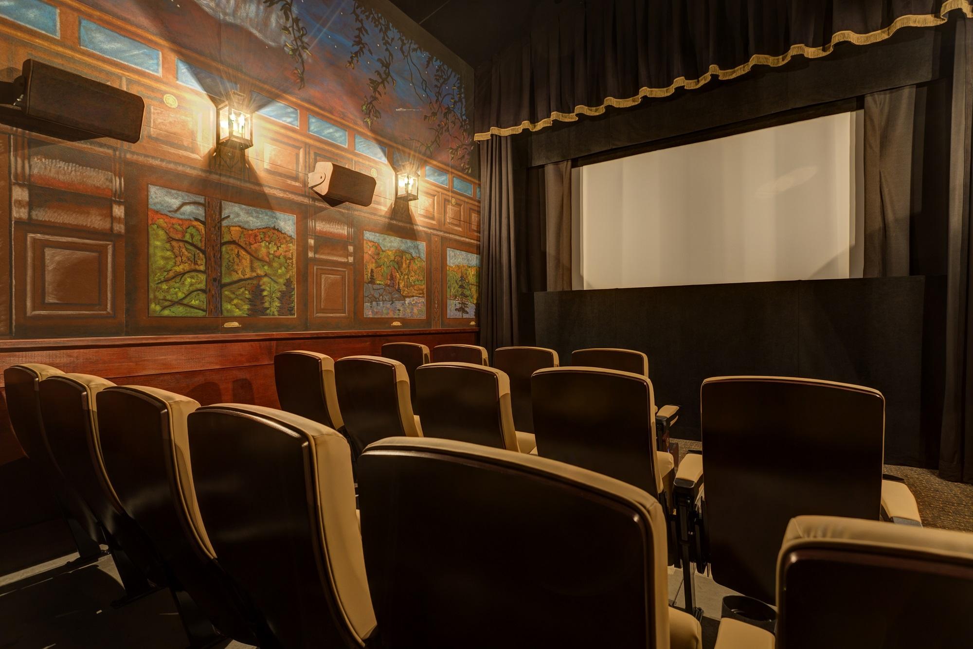 Lyric Theatre 22 Seat Theatre