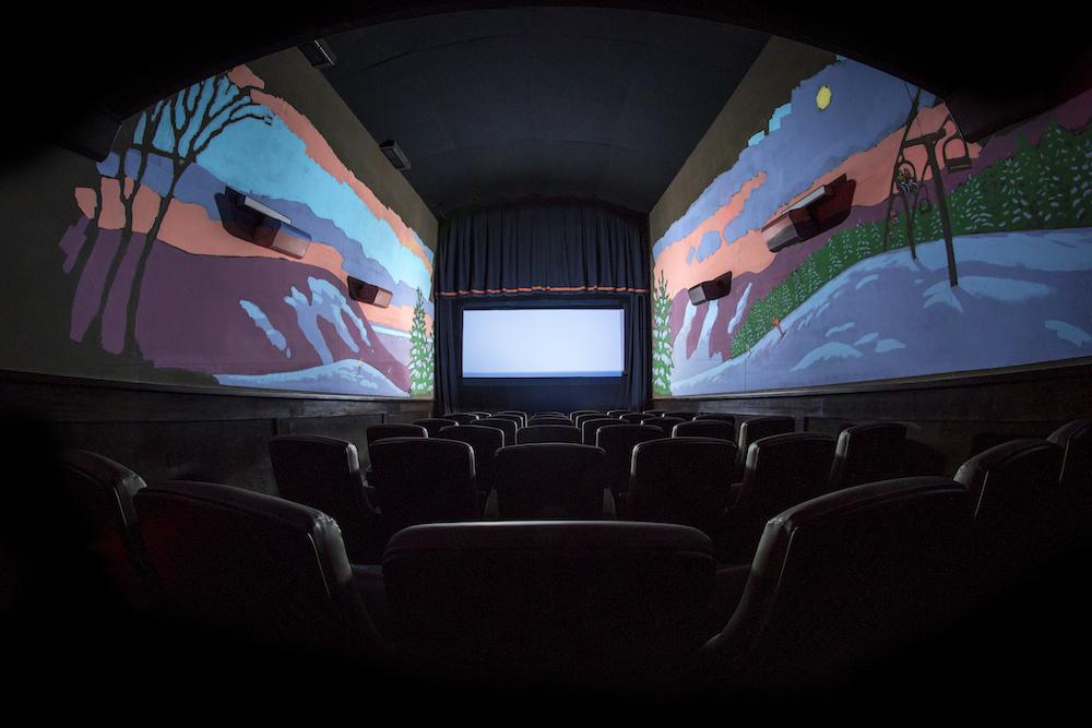 Theater 3 Center Fisheye
