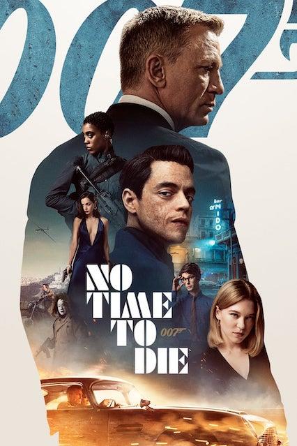 No Time To Die Bond